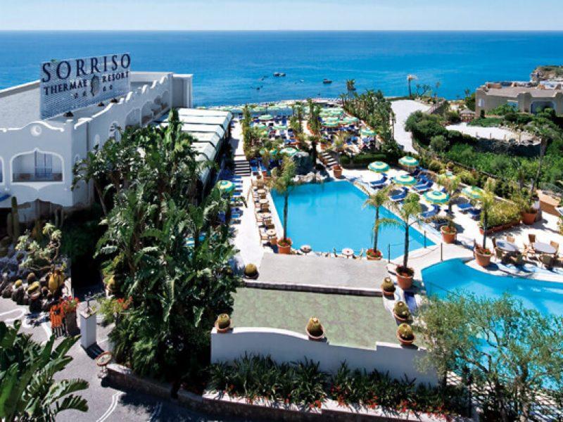 Hotel Villa Sorriso Ischia Forio