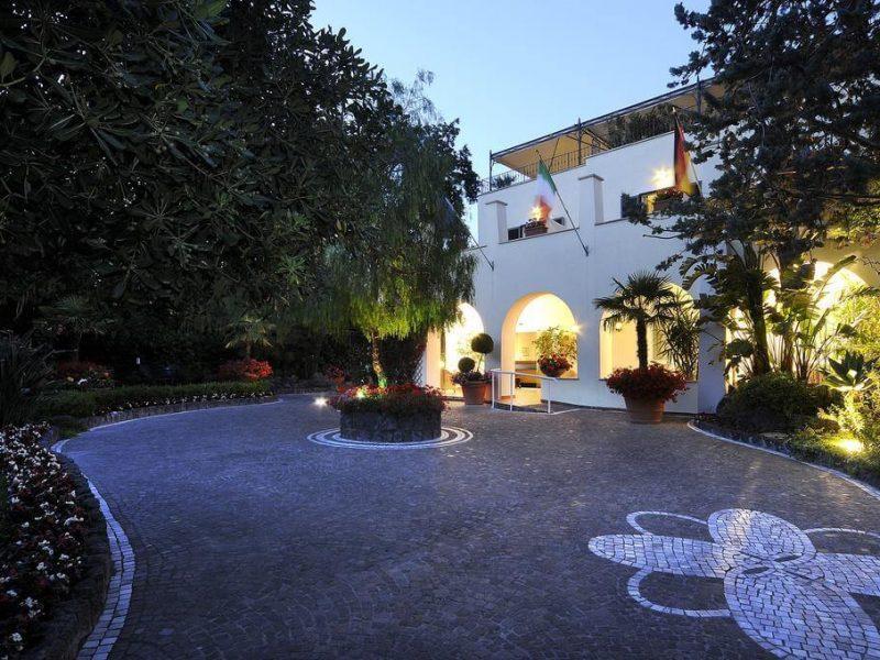 Hotel Villa Durrueli Ischia Ponte
