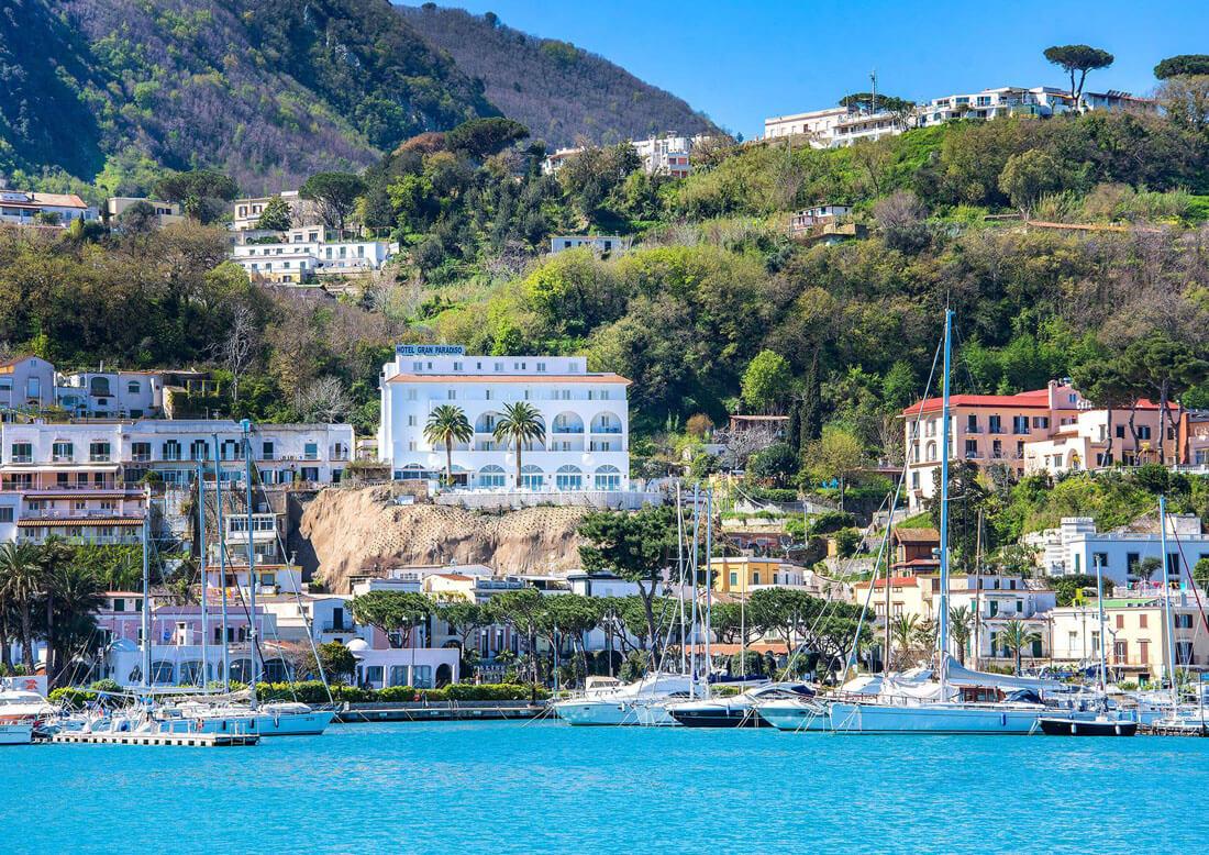 Gran Paradiso Hotel Casamicciola Terme Ischia.info