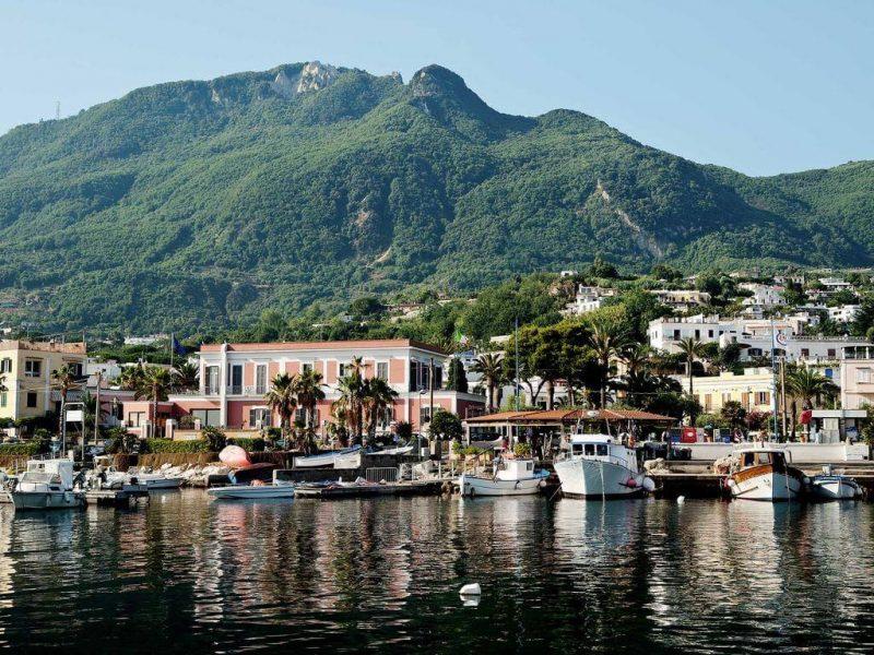 Villa Svizzera Hotel Ischia